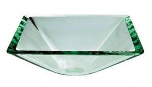 transparent square