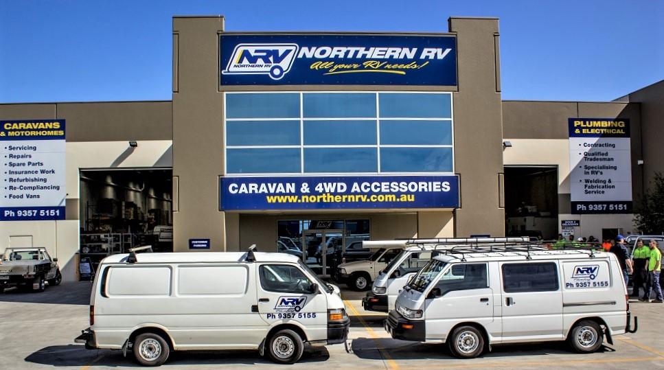 Mobile Service Northern Rv
