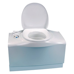 Thetford Cassette Toilet C402-C - Flush Tank / Right Entry | Caravan ...