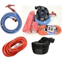 Hoses & Power Leads