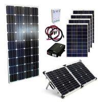 Solar Panels & Parts