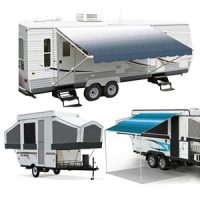 RV Awnings, Annexes & Mats