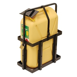 Jerry Can Metal Holder 20L Carrier Fuel Petrol & Diesel for Boat Trailer | Caravan