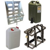 Jerry Can & Jerry can holders