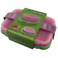 Collapsible Rectangle Tub Set of Two