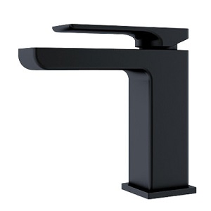 Matte Basin Mixer Black