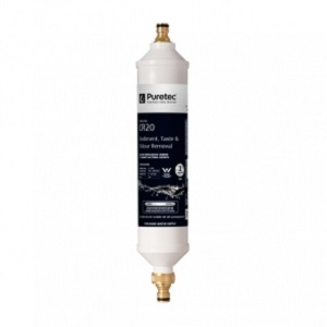 Puretec CR20 In-line Caravan/RV Water Filter Kit